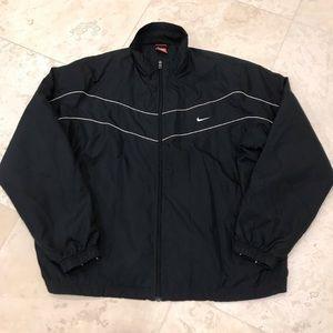 Black Nike Windbreaker